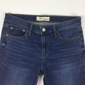 Gap 1969 Real Straight Medium Wash Jeans 28R